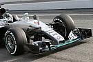 Mercedes usará una nueva nariz en tercer día de prácticas
