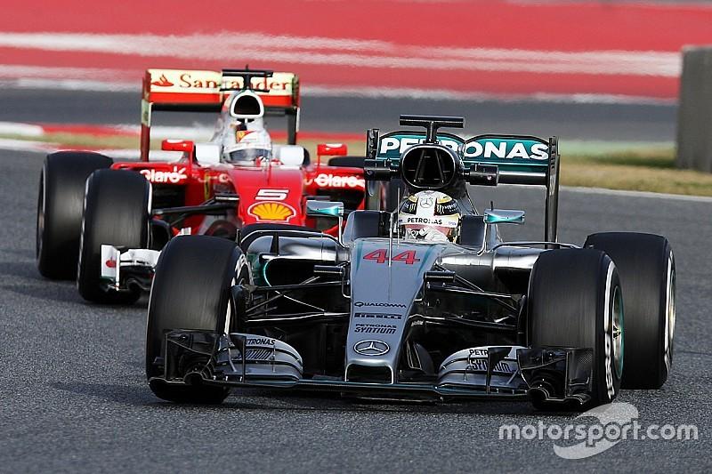 Análisis: ¿El alto kilometraje de Mercedes los hace mejores que Ferrari?