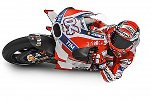 MotoGP Diaporama Photos - Les Ducati de MotoGP depuis 2006