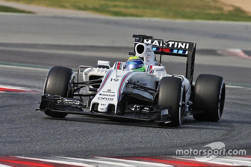 """Massa: """"Penso che il vantaggio Mercedes aumenterà in questa stagione"""""""