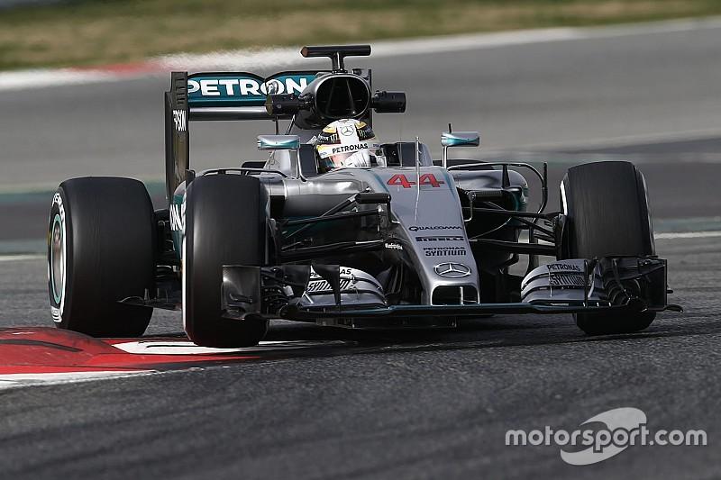 Lewis Hamilton hält nichts von den neuen Formel-1-Regeln für 2017