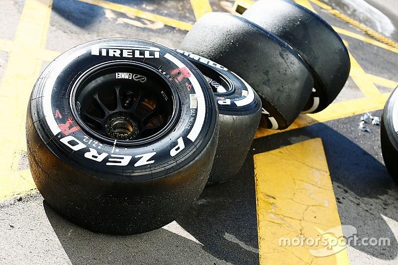 """Pirelli: """"Geen klif meer met banden voor 2016"""""""