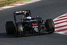McLaren opgehouden door