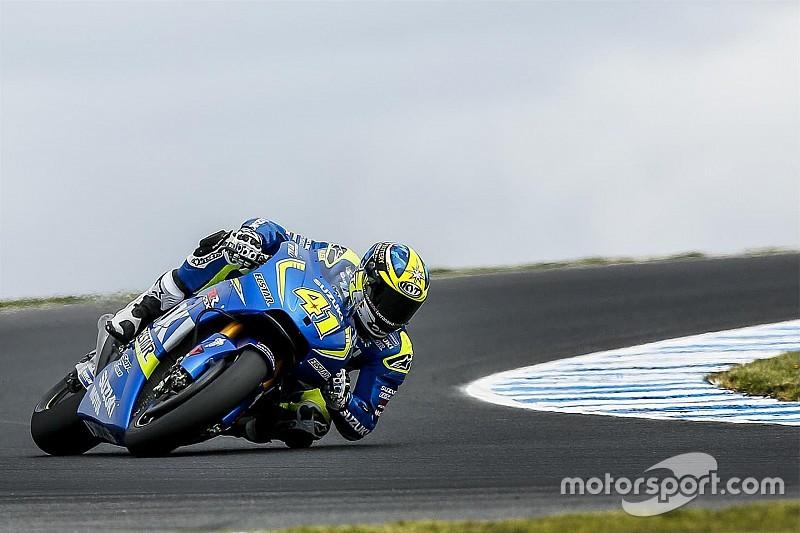 В Suzuki довольны прогрессом нового мотоцикла