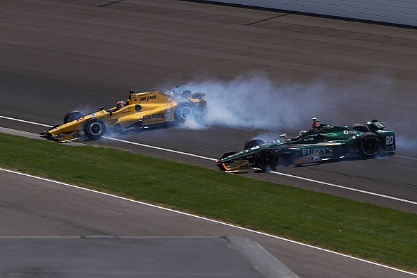 "Miles ""not satisfied"" with IndyCar stewarding, aims to improve consistency"