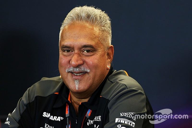 Малья опроверг слухи об уходе из Force India