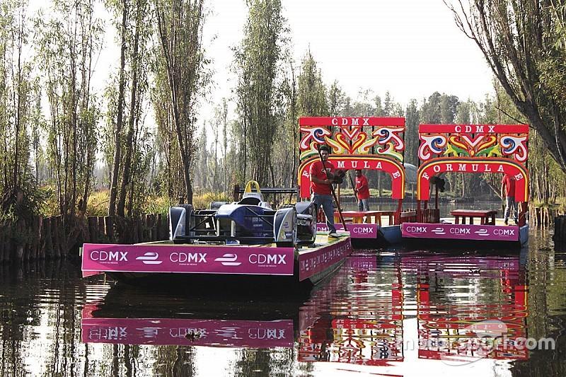 La F.E cammina sulle… acque di Xochimilco