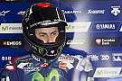 Test Losail, Day 1: Lorenzo vola e Rossi cade, ma è terzo