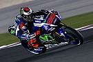 Lorenzo sigue un paso por delante; Honda, diez por detrás