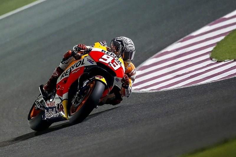MotoGP马奎兹承认他对本田的操控没信心