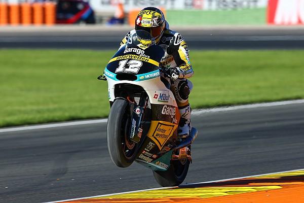Moto2-Test Jerez: Pons vor Rins und Lüthi