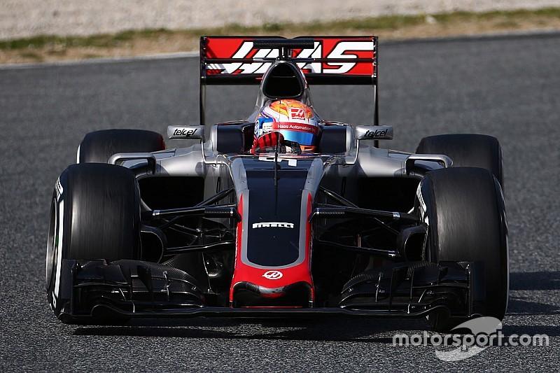 """Grosjean: """"Fuori pista per un problema al brake by wire"""""""