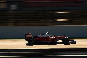 Формула 1 Отчет о тестах Феттель завершил тесты с лучшим временем