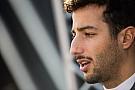 Ricciardo dice a Hulkenberg: