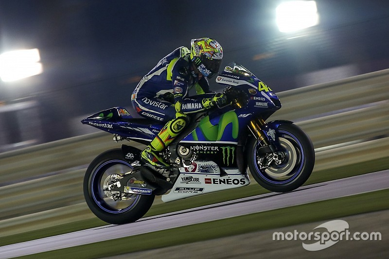 """Valentino Rossi nach Katar-Test: """"Ich glaube, es wird schwierig"""""""