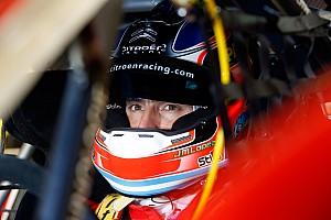 世界房车锦标赛 采访 洛佩兹考虑未来参加WEC、DTM或继续WTCC