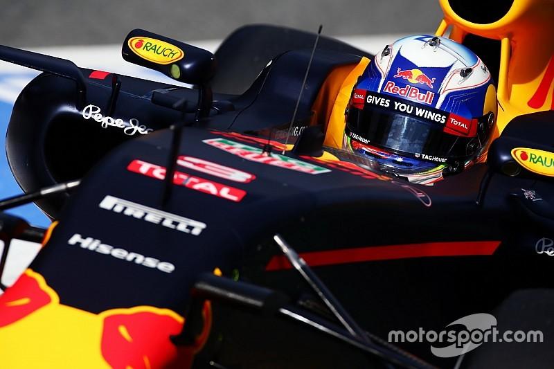"""Ricciardo: """"La Red Bull punta ad essere la terza forza"""""""