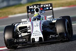 Формула 1 Новость Williams не отказывалась от цели догнать Mercedes, уверяет Масса