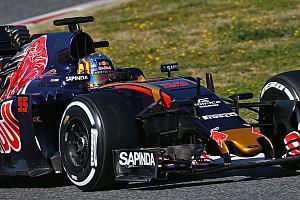 Formule 1 Actualités Toro Rosso écarte un passage au moteur Ferrari 2016
