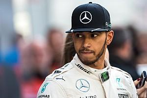 Formule 1 Actualités Pour Hamilton, Mercedes doit se méfier de Ferrari