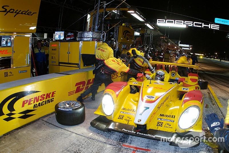 Penske Eyes Le Mans Return Almost Contested Rolex 24