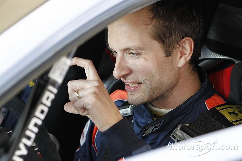 Хяннинен стал тест-пилотом Toyota