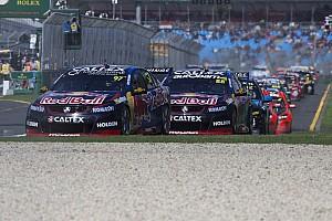 Supercars Rennbericht Melbourne: Zweimal Shane van Gisbergen!