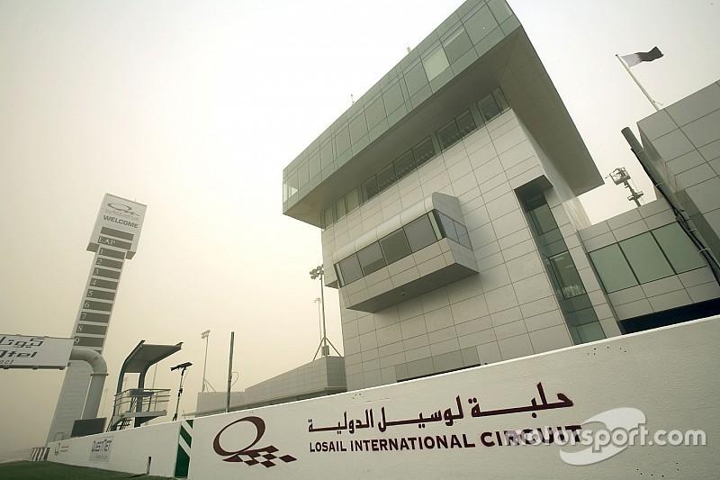 Rider killed in Qatar GP support race crash