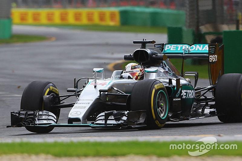Melbourne: Hamilton in pole, qualifica bocciata