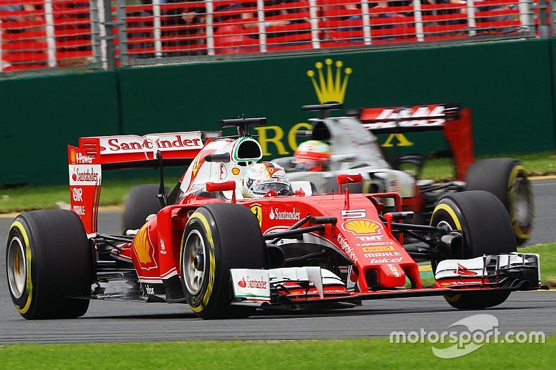 Mercedes piensa que Ferrari es una amenaza para la carrera
