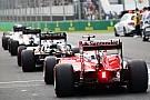 مدراء فرق الفورمولا واحد يتّحدون ضدّ نظام التجارب التأهيليّة الجديد