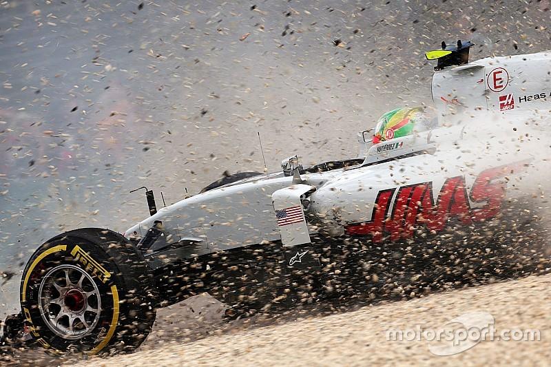 """Gutierrez: """"Crash kwam als een grote verrassing"""""""