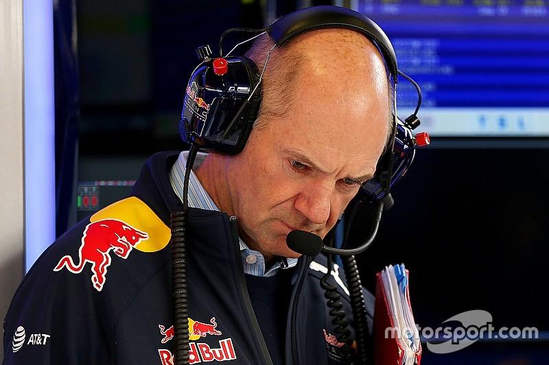 Ньюи будет поровну делить время между Red Bull и Aston Martin