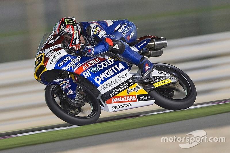 Antonelli gewinnt Moto3-Saisonauftakt in Katar, Öttl Neunter