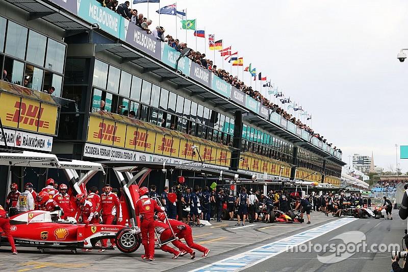 F1 vai repensar sistema de treino de eliminação no futuro