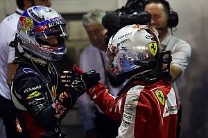 Formula 1 Rumor Vettel su Ricciardo: