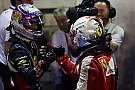 Vettel su Ricciardo: