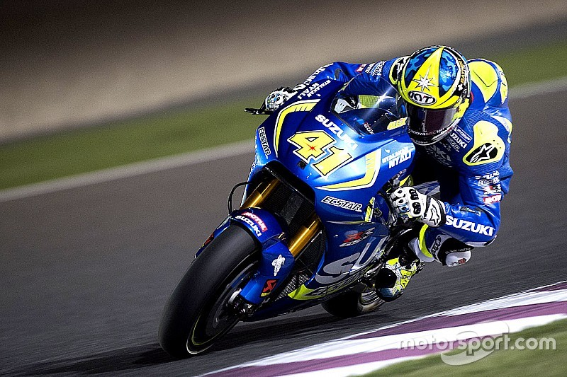 Оба гонщика Suzuki отказались от нового мотоцикла