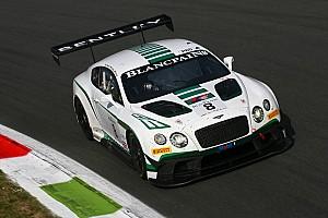 BSS Noticias de última hora Bentley da a conocer su alineación para la serie Blancpain GT