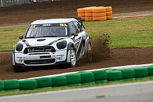 World Rallycross 突发新闻 利亚姆·多兰驾驶JRM车队MINI赛车参加2016年WRX