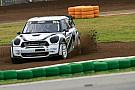 利亚姆·多兰驾驶JRM车队MINI赛车参加2016年WRX