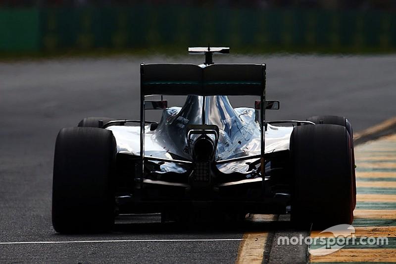 Hamilton: tentativa de deixar F1 barulhenta não deu certo
