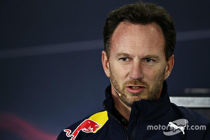 Horner espera ansioso el progreso de Renault