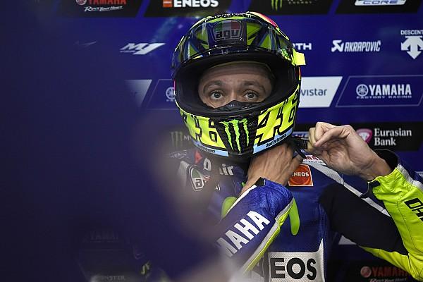 Randy Mamola: Die zwei Seiten des Valentino Rossi