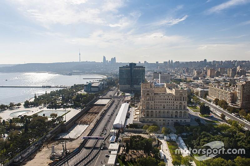 """Tilke: """"Baku wordt 's werelds snelste stratencircuit"""""""