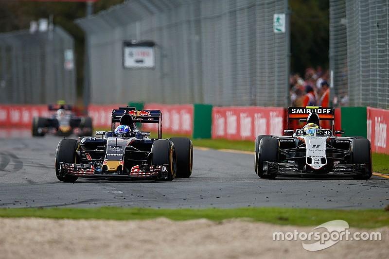 Verstappen: Force India e Williams serão fortes no Bahrein
