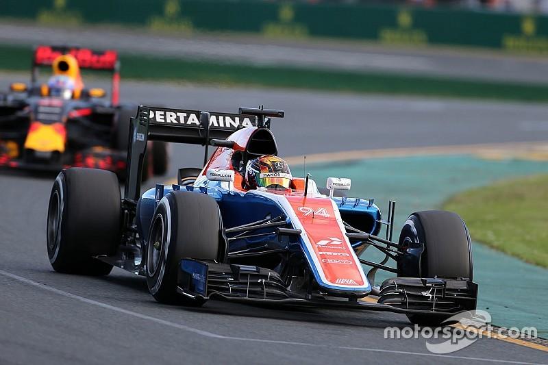 马诺车队如果能解决轮胎问题将会变强—维尔雷恩