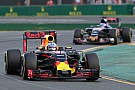 Horner: Toro Rosso será un desafío hasta mitad de temporada