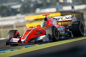 Formula V8 3.5 Noticias Alfonso Celis Jr. se adapta de nuevo al F 3.5
