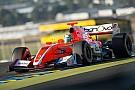 Alfonso Celis Jr. se adapta de nuevo al F 3.5